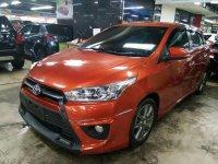 Toyota Yaris TRD Sportivo 2015 Hatchback AT