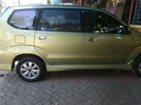 Toyota Avanza S 2008 MPV