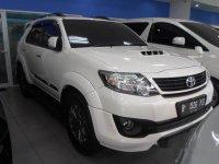 Dijual Mobil Toyota Fortuner G Vnt Turbo Trd Sportivo 2015