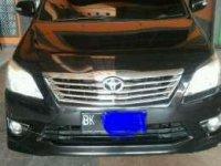Toyota Innova V Luxury A/t 2011