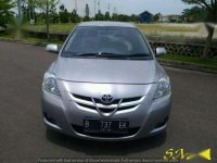 Toyota Vios G At 2009 Silver
