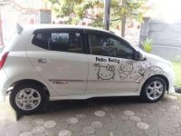 Toyota Agya Automatic 2016 TRDS