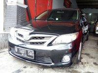 Toyota Corolla Altis V 2012 Sedan Automatic