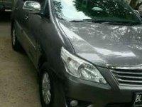 Dijual Toyota KIjang Innova Tipe G Tahun 2014. Manual