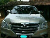 Toyota Kijang Innova G 2012 MPV