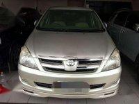 Toyota Kijang Innova V Luxury Tahun  2007.Bensin Manual