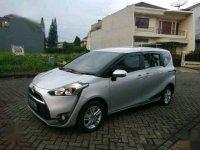 Toyota Sienta G AT Tahun 2016 Automatic