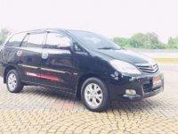 Toyota Kijang Innova G MT Tahun 2010 Manual