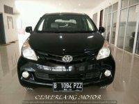 Toyota Avanza E 2014