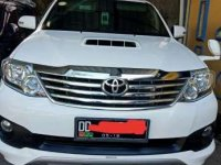 Toyota Fortuner TRD AT Tahun 2013 Automatic