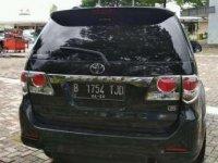 Toyota Fortuner Diesel G 2012
