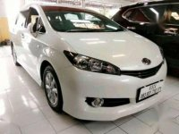 Jual Toyota All New Wish 2.0 AT 2009