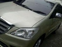 Toyota Innova Q Diesel 2012