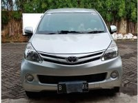 Toyota Avanza E 2012 MPV AT