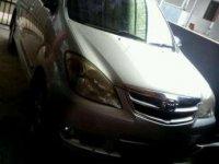 Dijual Toyota Avanza G m/t thn 2007 akhir warna silver