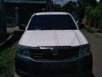 Jual Mobil Toyota Hilux 2014