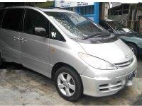 Jual Toyota Previa Standard 2001