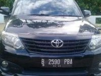 Jual Toyota Fortuner 2012