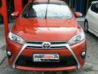 Toyota Yaris Tahun 2014 G Manual KM 5000