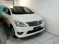 Toyota Kijang Innova G MT Tahun 2013 Manual