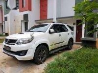 Jual Mobil Toyota Fortuner TRD 2014