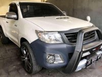 Toyota Hilux Single Cabin 2013 Pmk Putih Mt Asli Bali Full Var