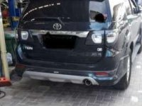 Toyota Fortuner TRD 2012 SUV