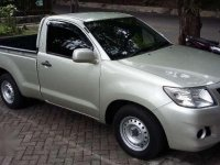 Toyota Hilux S Pickup MT Tahun 2012 Manual