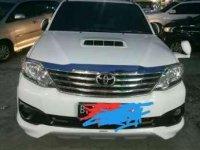 Toyota Fortuner Diesel AT 2013