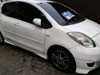 Toyota Yaris S Limited AT 2011 Putih