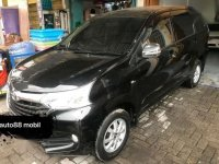 Toyota Grand New Avanza G 1.3 Manual Hitam 2017