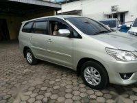 Toyota Innova G Tahun 2012