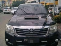 Toyota Hilux E MT Tahun 2012 Manual