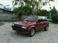 Toyota Starlet MT Tahun 1987 Manual
