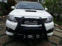 Toyota Fortuner G TRD 2017 SUV
