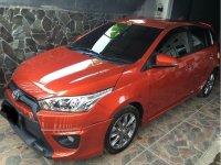 Toyota Yaris TRD Sportivo 2015 Hatchback MT