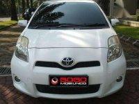 Toyota Yaris  2011 Putih