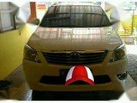 Toyota Kijang Innova G Luxury MT Tahun 2013 Manual
