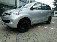 Toyota Avanza MT E 2013