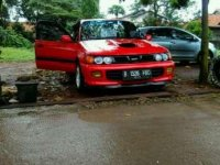 Toyota Starlet MT Tahun 1996 Manual
