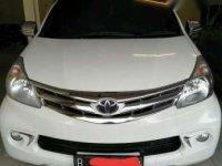 Toyota Avanza G 2013 MT Double Airbag Istimewa