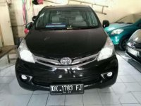 Toyota Avanza G MT Tahun 2012 Manual