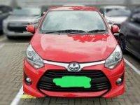 Toyota Agya 1.2 G MT Merah 2016
