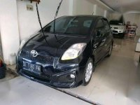 Toyota Yaris MT Tahun 2012 Manual