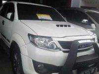 Toyota Fortuner G 2015 SUV