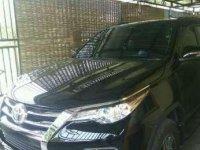 Dijual Mobil  Toyota Fortuner Tipe G Solar Tahun 2016