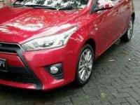 Toyota Yaris G 2017