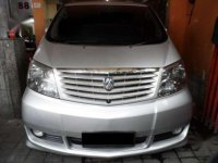 Toyota Alphard V AT Tahun 2004 Automatic