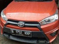 Toyota Yaris TRD 2015