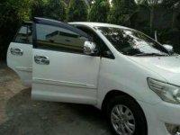 Jual Toyota Kijang innova G 2013 diesel istimewah